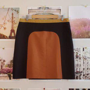 Jules & Leopold Mod 60s Inspired Mini Skirt